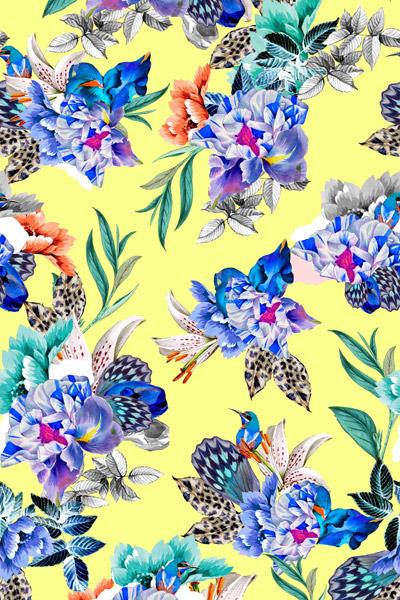 TIGER-FLOWER